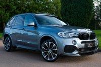 2017 BMW X5 3.0 40d M Sport Auto xDrive (s/s) 5dr £38990.00