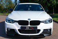 USED 2018 68 BMW 3 SERIES 2.0 320i M Sport Shadow Edition Touring Auto (s/s) 5dr PROF.  NAV+CAMERA+AA INSPECTED