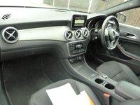 USED 2014 14 MERCEDES-BENZ CLA 2.1 CLA220 CDI AMG SPORT 4d AUTO 170 BHP 1 OWNER, FULL SRV HISTORY
