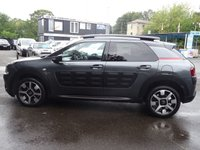 USED 2016 66 CITROEN C4 CACTUS 1.2 PURETECH FLAIR EDITION S/S 5d 109 BHP Nav,RevCam,PanRoof,SelfParking