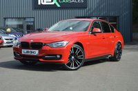 USED 2013 13 BMW 3 SERIES 2.0 320D SPORT 4d 184 BHP