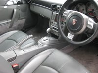 USED 2007 57 PORSCHE 911 3.8 CARRERA 2 TIPTRONIC S 2d AUTO 355 BHP Full Porsche service History. DVD navigation. PSM. Rear wiper. Beautiful condition throughout. PASM