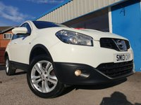 USED 2013 13 NISSAN QASHQAI 1.6 ACENTA IS DCIS/S 5d 130 BHP
