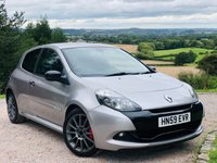 USED 2009 59 RENAULT CLIO 2.0 RENAULTSPORT 3d 197 BHP