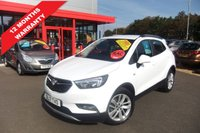 USED 2017 17 VAUXHALL MOKKA X 1.4 ACTIVE 5d AUTO 138 BHP AUTO, GREAT MPG