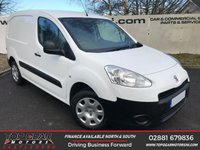 USED 2011 60 PEUGEOT PARTNER 625 1.6 HDI SE L1 3 SEATER