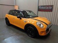 2015 MINI HATCH COOPER 1.5 COOPER 5d 134 BHP £9495.00