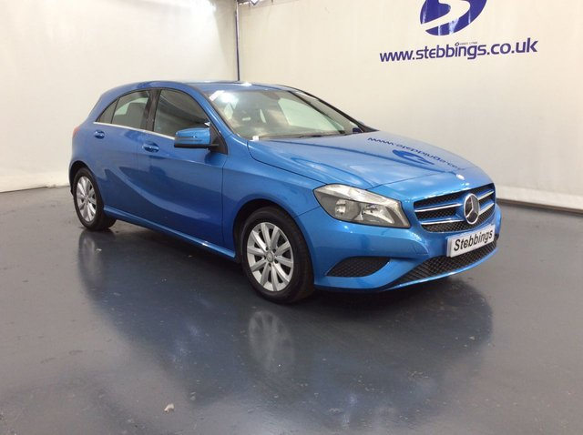2014 64 MERCEDES-BENZ A-CLASS 1.5 A180 CDI BLUEEFFICIENCY SE 5d AUTO 109 BHP