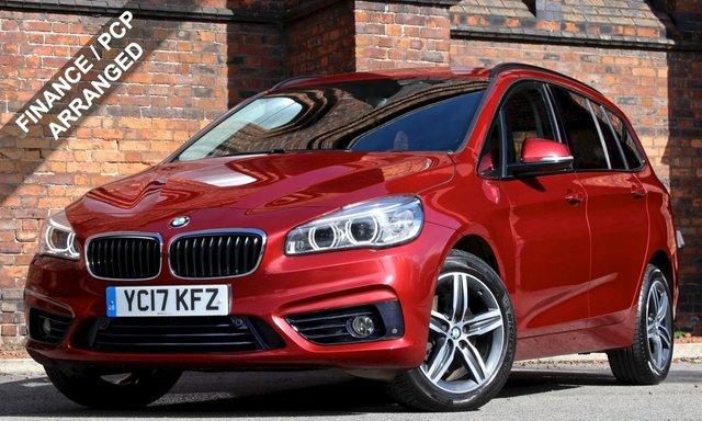 2017 17 BMW 2 SERIES 2.0 218D SPORT GRAN TOURER 5d 148 BHP [ 7 SEAT ]
