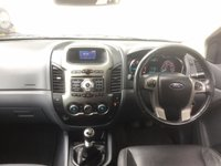 USED 2013 63 FORD RANGER 2.2 LIMITED 4X4 DCB TDCI 4d 148 BHP