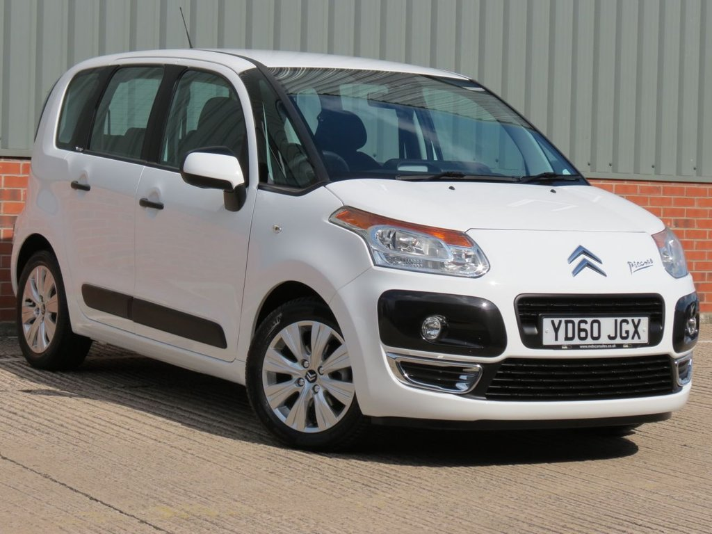 USED 2010 60 CITROEN C3 PICASSO 1.6 PICASSO VTR PLUS HDI 5d 90 BHP FANTASTIC ONE OWNER EXAMPLE