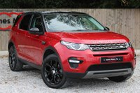 USED 2016 66 LAND ROVER DISCOVERY SPORT 2.0 TD4 SE 5d 180 BHP***7 SEATER***