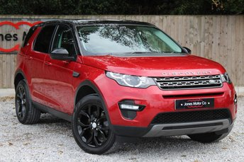 2016 LAND ROVER DISCOVERY SPORT 2.0 TD4 SE 5d 180 BHP***7 SEATER*** £20995.00