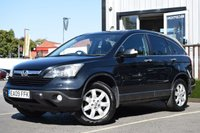 USED 2009 09 HONDA CR-V 2.2 I-CTDI ES 5d 139 BHP FANTASTIC VALUE CR-V, MUST BE SEEN + GREAT HISTORY!