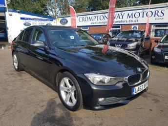 2013 BMW 3 SERIES 2.0 316D SE 4d AUTO 114 BHP £8500.00