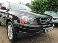 USED 2010 10 VOLVO XC90 2.4 D5 SE AWD 5d AUTO 185 BHP 1 OWNER FROM NEW - FULL SERVICE HISTORY