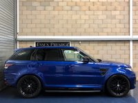 USED 2015 65 LAND ROVER RANGE ROVER SPORT 5.0 V8 Autobiography Dynamic SUV 5dr Petrol Automatic (s/s) (298 g/km, 510 bhp) +FULL SERVICE+WARRANTY+FINANCE
