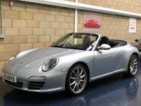 USED 2009 PORSCHE 911 3.8 997 Carrera 4S Cabriolet 2dr Petrol PDK (242 g/km, 385 bhp) +FULL SERVICE+WARRANTY+FINANCE