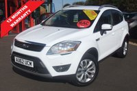 USED 2012 62 FORD KUGA 2.0 TITANIUM TDCI 2WD 5d 138 BHP *****12 Months Warranty*****