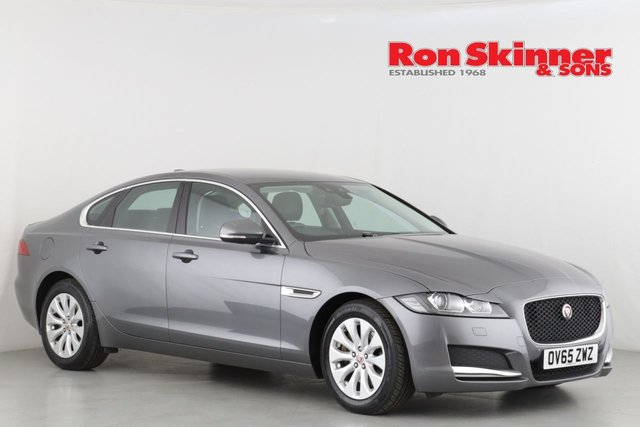 View our 2015 65 JAGUAR XF 2.0 PORTFOLIO 4d AUTO 161 BHP
