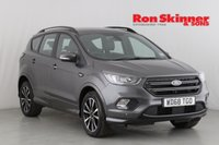 USED 2018 68 FORD KUGA 2.0 ST-LINE TDCI 5d 148 BHP