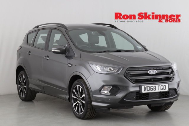 View our 2018 68 FORD KUGA 2.0 ST-LINE TDCI 5d 148 BHP