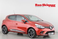 USED 2019 19 RENAULT CLIO 0.9 ICONIC TCE 5d 89 BHP