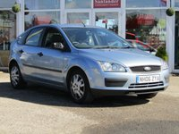 USED 2006 06 FORD FOCUS 1.8 LX 16V 5d 124 BHP PART EXCHANGE TO CLEAR. CLEARANCE TERMS AND CONDITIONS APPLY, May require some cosmetic and mechanical attention, please ring for details. Please also note that we do not accept Credit Cards, Finance applications or Part Exchanges as part payment. Last serviced at 84958 miles on 23/1/2018 and MOT due 7/2/2020.