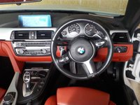 USED 2015 BMW 4 SERIES 2.0 420D M SPORT 2d AUTO 181 BHP Over £6250 worth of BMW Factory Fitted Extras!!