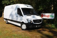 USED 2015 65 MERCEDES-BENZ SPRINTER 2.1 313 CDI LWB  One Owner Long Wheel Base, Low Mileage