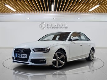 Used AUDI A4 for sale in Leighton Buzzard