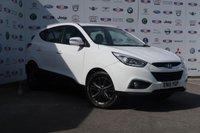 2015 HYUNDAI IX35 1.7 CRDi SE Nav 5dr 2WD  £6590.00