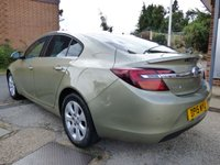 USED 2015 15 VAUXHALL INSIGNIA 2.0 SRI NAV CDTI ECOFLEX S/S 5d 138 BHP FULL SERVICE HISTORY WITH VERY LOW MILES AND FREE ROAD TAX
