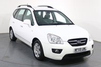 USED 2009 59 KIA CARENS 2.0 GS CRDI 5d 138 BHP 3 OWNERS From New