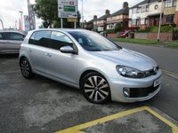 USED 2012 62 VOLKSWAGEN GOLF 2.0 GTD TDI 5d 170 BHP Full Service History Example