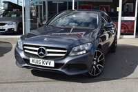 2015 MERCEDES-BENZ C CLASS 2.1 C220 BLUETEC SE EXECUTIVE 4d 170 BHP £12990.00