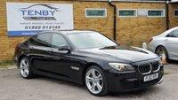 USED 2012 12 BMW 7 SERIES 3.0 730D M SPORT 4d AUTO 242 BHP
