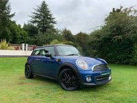 2012 MINI HATCH COOPER 1.6 COOPER 3d 122 BHP £6995.00