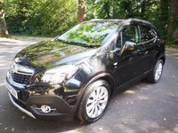 USED 2014 64 VAUXHALL MOKKA 1.4 SE S/S 5d 138 BHP CALL OUR SUPER FRIENDLY TEAM FOR MORE INFO 02382 025 888