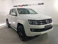 USED 2015 15 VOLKSWAGEN AMAROK 2.0 DC TDI HIGHLINE 4MOTION 1d 180 BHP