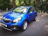 USED 2015 65 VAUXHALL MOKKA 1.4 EXCLUSIV S/S 5d 138 BHP CALL OUR SUPER FRIENDLY TEAM FOR MORE INFO 02382 025 888