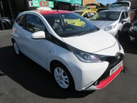 USED 2014 64 TOYOTA AYGO 1.0 VVT-I X-PRESSION 3d 69 BHP ** 01543 379066 ** JUST ARRIVED ** FULL SERVICE HISTORY **