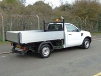 USED 2013 13 FORD RANGER 2.2TDCI XL 4X2 148 BHP SINGLE CAB PICK UP +GENUINE 47K+1 OWNER+