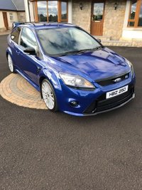 2011 FORD FOCUS 2.5 RS 3d 300 BHP £31995.00