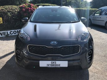 KIA SPORTAGE at GKS Car Sales