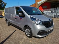 USED 2015 65 RENAULT TRAFIC LL29 DCi BUSINESS + LWB ENERGY 120 BHP *AIR CON* ONE OWNER WITH SERVICE HISTORY AND AIR CON