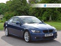 2010 BMW 3 SERIES 2.0 320I M SPORT 2d AUTO 168 BHP £5495.00