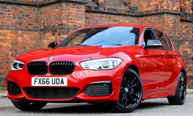 2016 66 BMW 1 SERIES 3.0 M140I 5d AUTO 335 BHP [ PRONAV ]