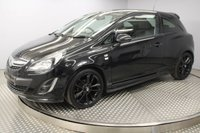 USED 2013 62 VAUXHALL CORSA 1.2 LIMITED EDITION 3d 83 BHP