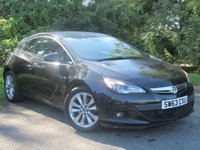 USED 2013 63 VAUXHALL ASTRA 2.0 GTC SRI CDTI 3d AUTO * 12 MONTHS FREE AA MEMBERSHIP * 128 POINT AA INSPECTED *